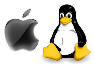 apple-GNU-linux