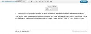 Captura wordpress 3.2